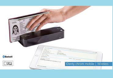 IDenty chrom mobile сертифікований для роботи з IPad